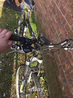 1999 Vtg Schwinn Homegrown USA 26 Aluminum 6061 Bike Shimano Mavic Avid Titec