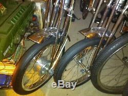 2 Vintage Schwinn Grey Ghost Krate Bikes