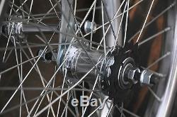 "20/"" Muscle Bike TIRES Brick-Slick Vintage Huffy Murray Stingray Bicycle Lowrider"
