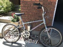20 inch Schwinn Phantom BMX bike Vintage Schwinn BMX bike Old School 1989