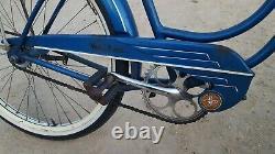 50s Vintage Original Chicago Schwinn Bicycle 26 New Departure Women American