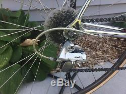 56cm 1989 Schwinn Circuit Vintage Road Bike Columbus Sl, Shimano