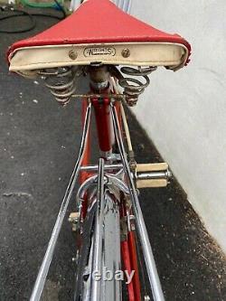 60s VINTAGE AMF HERCULES MENS CRUISER BICYCLE ENGLAND VISTA 3 SPEED STEM SHIFTER