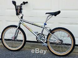 93 GT Intercepter Vintage Bmx Bike Dyno Schwinn Hutch SE Haro Mongoose