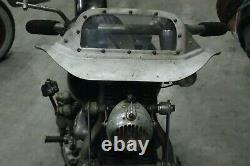 Antique HEADLIGHT Harley Vintage Knucklehead Panhead VL Schwinn Bicycle Luxor EL