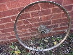 Antique, Vintage, Prewar, Schwinn, Autocycle, Drum Brake, Parts, Tank Bicycle, Ratrod