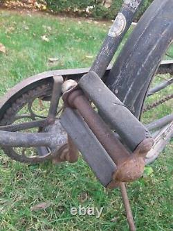 Arnold Schwinn'Ace' 1940s vintage post war bicycle (restoration project) RARE