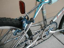 BMX Bike Survivor 1985 SCHWINN Predator NIGHTHAWK Original Vintage Old School