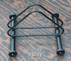 Bicycle DISPLAY STAND Vintage TOC Track RoadBike Schwinn Cruiser Wheel KickStand