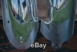 Big Schwinn Deluxe Bicycle FENDERS 26 Braces Vintage Phantom Cruiser Tank Bike