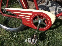 Columbia Original 1949 Vintage Balloon Bicycle Schwinn Elgin Monark Shelby Bike