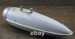 Delta Prewar 6 Rib Torpedo Fender LIGHT Vintage Schwinn Tank Bike Elgin Bicycle