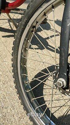Early 1976 Vintage Rare Survivor Schwinn Scrambler Original BMX Bike Old School