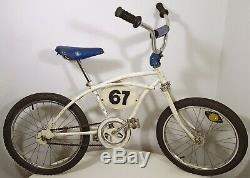 HUFFY VINTAGE BMX BIKE THUNDER STAR STARSTREAK 1978 SCHWINN STINGRAY RETRO 1970s
