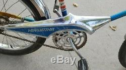 Hiawatha Gambles Muscle Bike Vintage Schwinn crate