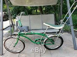 Huffy Rail 3 Speed Vintage Muscle Bicycle