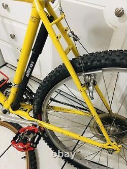Kuwahara Puma Mountain Bike Gt Cannondale Shimano Trek Haro Schwinn Vintage