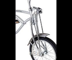 NEW Limited Edition Schwinn Grey Ghost Vintage Style Nostalgic Sting Ray Bicycle