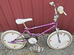NOS Vintage 1987 Schwinn Predator Freeform Disc Freestyle BMX Bike Rare YO