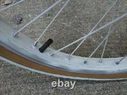 Old School 1987 Schwinn Predator Free Form BMX, Freestyle Bicycle, Grape