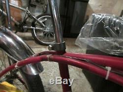 Old school bmx vintage bmx 70, s era schwinn stingray bike huffy ross mongoose