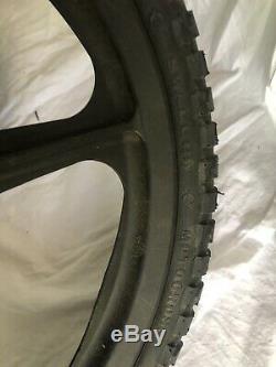 Original Schwinn Scrambler Bmx vintage bike mag wheels Set