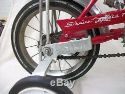 RARE FIND Vintage Red SCHWINN Lil Tiger Bike Bicycle EXCELLENT