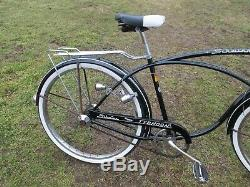 RARE Vintage 1962/1963 Schwinn Bicycle-Men's 26 Typhoon, Two Speed Automatic Hub