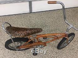 RARE Vintage 1967 SCHWINN MIDGET 16 STING RAY KRATE