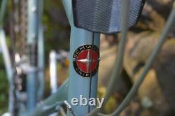Rare Find Vintage Schwinn Cimarron Mt. Bike Minty condition Sea foam Green Blue