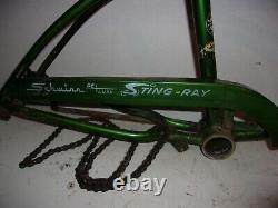 Rt17,2vintage, Schwinn, Banana Seat, Stingray, Fastback, Muscle Bike, Parts, Ratrod, Old