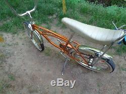 SCHWINN 1967 Coppertone Sting-ray Bicycle-Vintage BikeOriginal