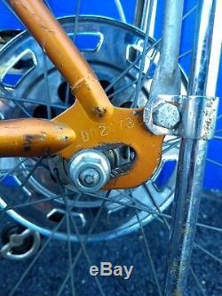 SCHWINN 1968 Fastback Sting-Ray 5 speed Bicycle-Vintage Bike Coppertone Stingray