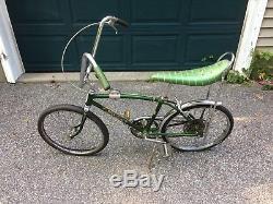 SCHWINN 1968 Fastback Sting-ray 5 speed Bicycle-Vintage BikeOriginal Stingray