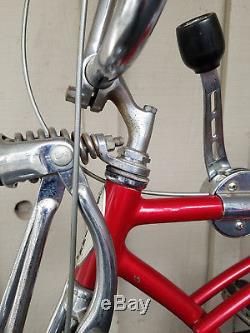 SCHWINN 1970 APPLE KRATE STING-RAY 5 SPEED Bicycle Antique Vintage