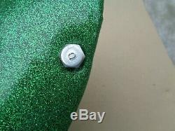 SCHWINN MANTA RAY Bicycle CAMPUS GREEN Seat NEW OLD STOCK VINTAGE MINT COND