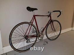 SCHWINN PARAMOUNT VINTAGE ROAD BIKE 1987 58cm Exquisite
