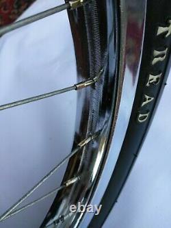 SCHWINN STINGRAY KRATE DISC brake S2 rim Cotton picker grey ghost 71 72 disk vtg