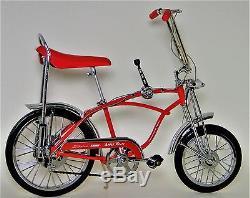 Schwinn 1 Vintage Bicycle Bike 1960s Antique Classic Cycle Metal Midget Model