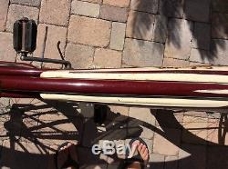 Schwinn 1946-47 B-6 Vintage 26 Original Bicycle Phantom Panther Autocycle Bike