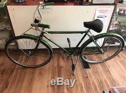 Schwinn 1960s Racer Vintage Men's Bicycle 26 3 Speed Never Restored Kf111442