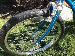 Schwinn 1968 Minty Original J38 Stingray Vintage Bicycle Krate Fastback 68 Bike