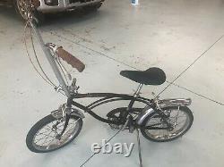 Schwinn 1969 Rare Run-a-bout Stingray Vintage Runabout Bike 69