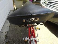 Schwinn 1970's Speedster Vintage Men's Bicycle 26 3 Speed