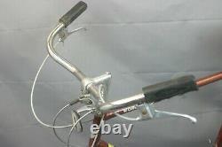 Schwinn 1975 World Tourist Vintage Touring Road Bike Large 58cm Steel US Charity