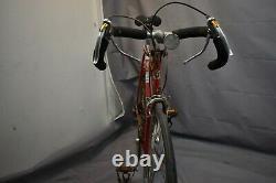 Schwinn 1985 Le Tour Vintage Touring Road Bike 59cm Large 27 Steel US Charity