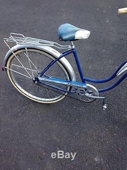 Schwinn American Deluxe Girls Vintage Bicycle