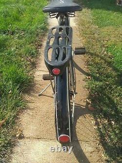 Schwinn American Mens Vintage Cruiser Bike Typhoon Black