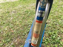 Schwinn American Vintage Bike Bicycle All Original Radiant Blue Mens Coaster