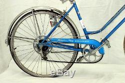 Schwinn Collegiate Deluxe Vintage Cruiser Bike 1960s Large 19 USA Made Charity